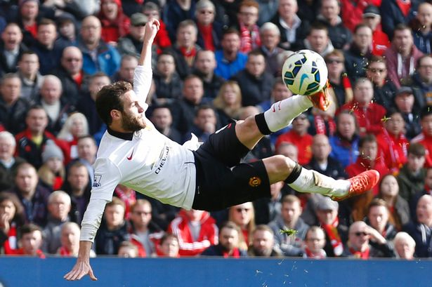 Mata vs Liverpool